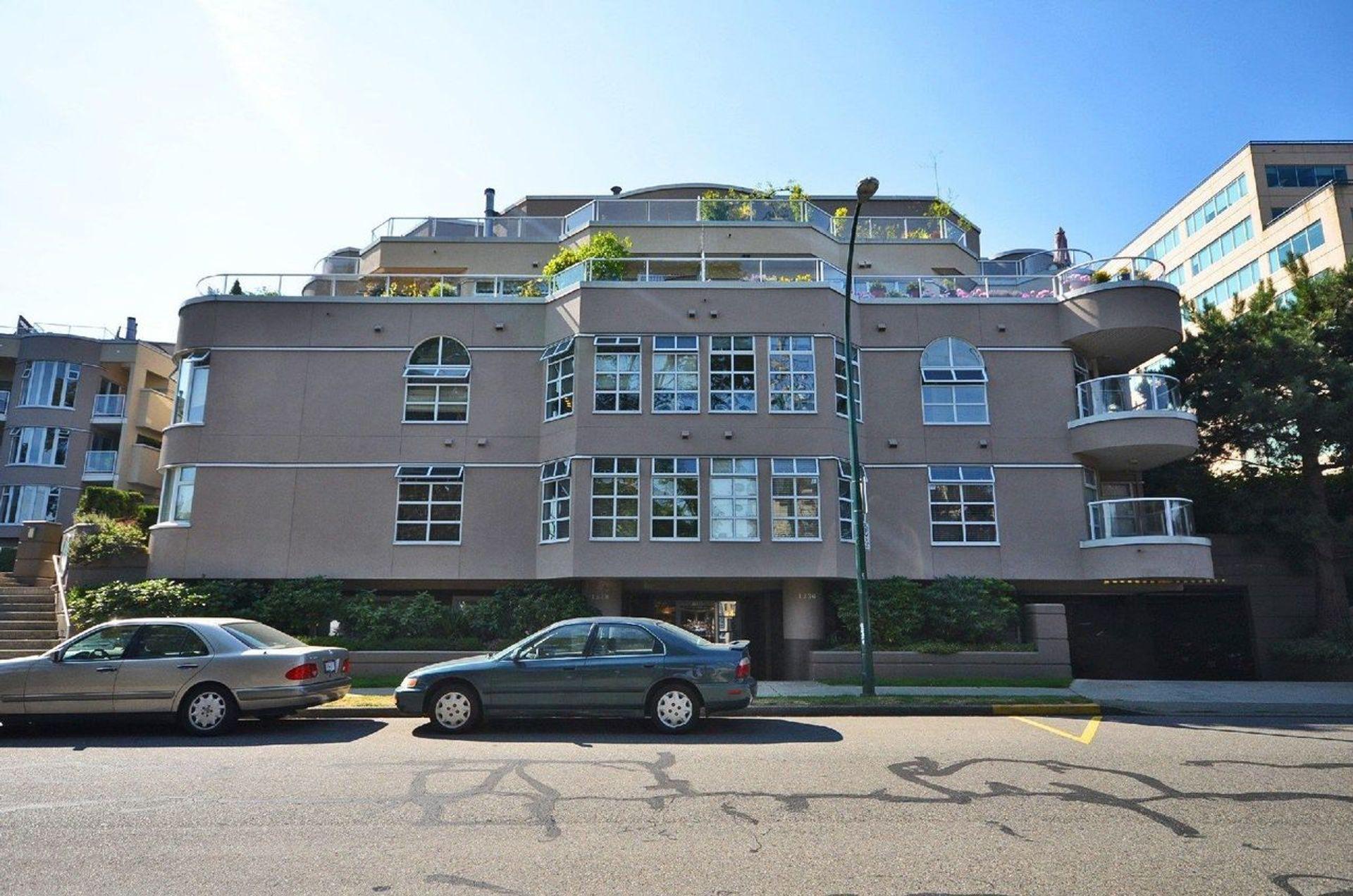 201 - 1210 W 8th Avenue, Fairview VW, Vancouver West