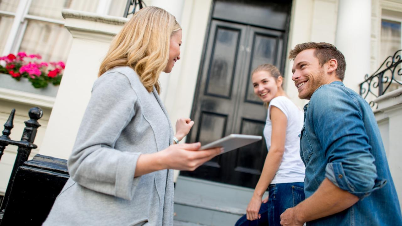Viewing your home selection