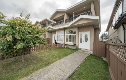at 5056 Dominion , Central BN, Burnaby North