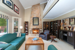 Main living room at 20885 Meadow Place, Northwest Maple Ridge, Maple Ridge