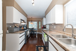 Kitchen at 20885 Meadow Place, Northwest Maple Ridge, Maple Ridge