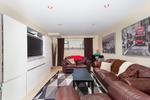 Living room at 20885 Meadow Place, Northwest Maple Ridge, Maple Ridge