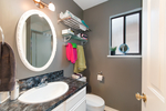 Bathroom at 20885 Meadow Place, Northwest Maple Ridge, Maple Ridge