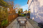 Patio at 20885 Meadow Place, Northwest Maple Ridge, Maple Ridge