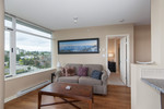 Living room at 2508 - 892 Carnarvon Street, Downtown NW, New Westminster
