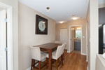 Dining room at 2508 - 892 Carnarvon Street, Downtown NW, New Westminster