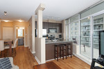 Kitchen at 2508 - 892 Carnarvon Street, Downtown NW, New Westminster