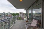 Balcony at 2508 - 892 Carnarvon Street, Downtown NW, New Westminster
