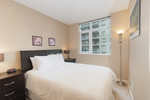 Bedroom at 2508 - 892 Carnarvon Street, Downtown NW, New Westminster