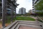 Garden at 2508 - 892 Carnarvon Street, Downtown NW, New Westminster