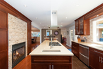 Kitchen at 1091 Skana Drive, English Bluff, Tsawwassen