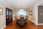 Dining room at 1091 Skana Drive, English Bluff, Tsawwassen