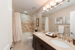 Bathroom at 1091 Skana Drive, English Bluff, Tsawwassen