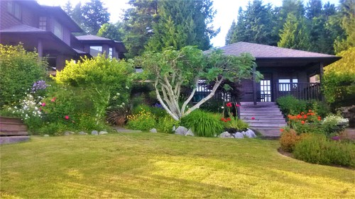 Frontage at 52 Clark Road, Gibsons & Area, Sunshine Coast