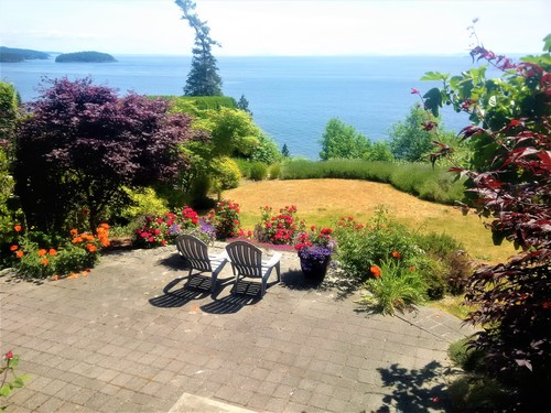 Guest house view at 52 Clark Road, Gibsons & Area, Sunshine Coast