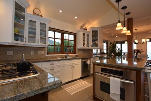 Kitchen at 52 Clark Road, Gibsons & Area, Sunshine Coast