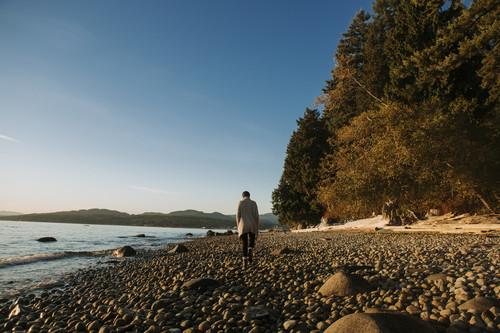 Local Beach walk at 52 Clark Road, Gibsons & Area, Sunshine Coast
