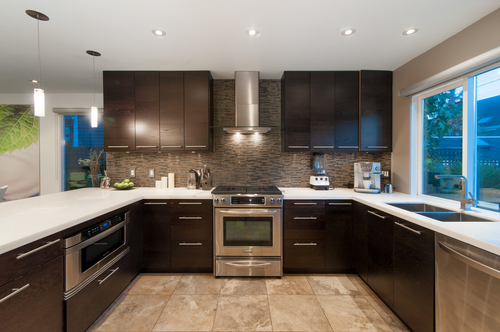 Kitchen at 844 West 13th Avenue, Fairview VW, Vancouver West