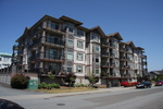 Building at 407 - 46021 Second Avenue, Chilliwack E Young-Yale, Chilliwack