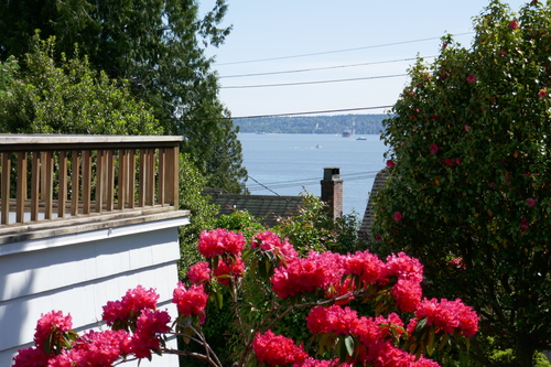 3271 Travers Avenue, West Vancouver - View at 3271 Travers Avenue, West Bay, West Vancouver
