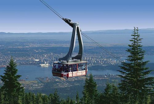 937 Montroyal Blvd., North Vancouver - Grouse Mountain Skyride at 937 Montroyal Blvd. , Canyon Heights NV, North Vancouver