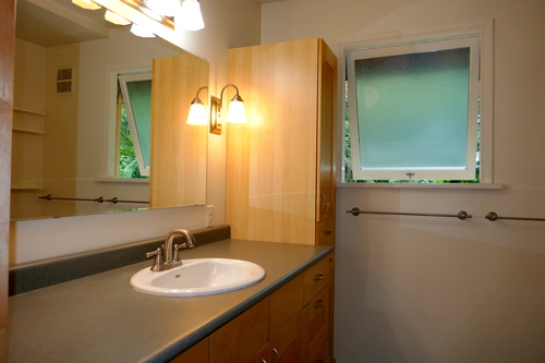 937 Montroyal Blvd., North Vancouver - Bathroom at 937 Montroyal Blvd. , Canyon Heights NV, North Vancouver