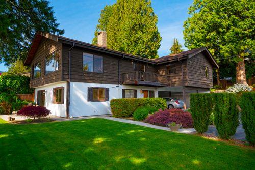 1077 Gordon Avenue, West Vancouver - House at 1077 Gordon Avenue, Sentinel Hill, West Vancouver