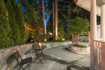 Patio at 4531 Ramsay Road, Lynn Valley, North Vancouver