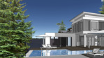architectural rendering at 2967 Marine Drive, Altamont, West Vancouver