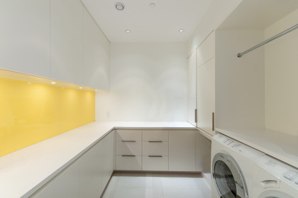 laundry room at 1071 Groveland Road, British Properties, West Vancouver