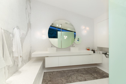 master ensuite at 1071 Groveland Road, British Properties, West Vancouver