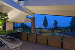 master bedroom deck  at 1071 Groveland Road, British Properties, West Vancouver