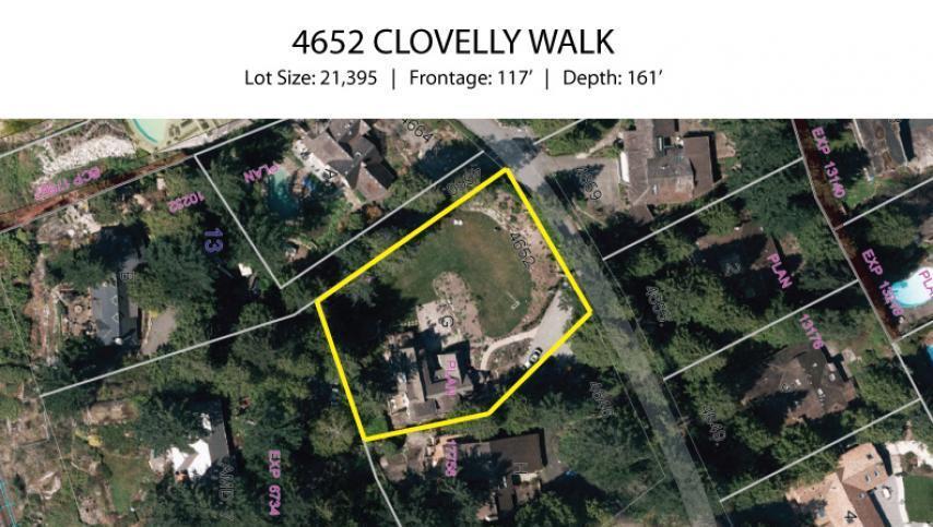4652 Clovelly Walk, Caulfeild, West Vancouver