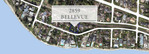 2859bellevuemap at 2859 Bellevue Avenue, Altamont, West Vancouver