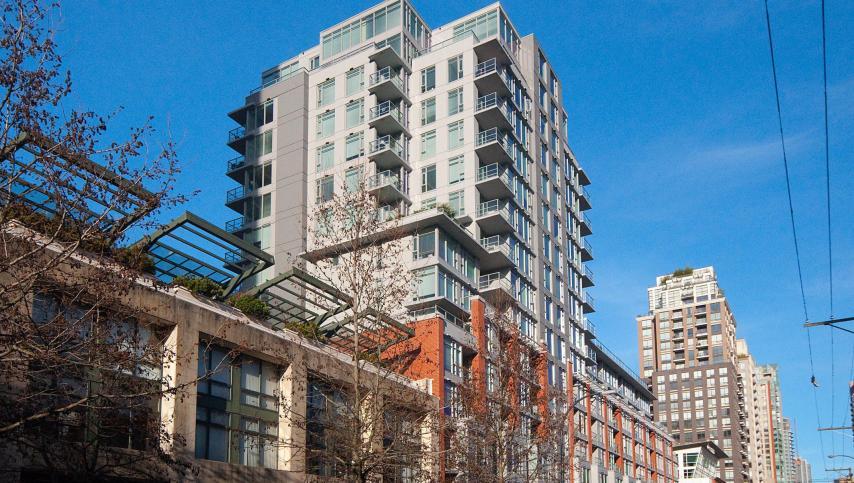 808 - 1133 Homer Street, Yaletown, Vancouver West