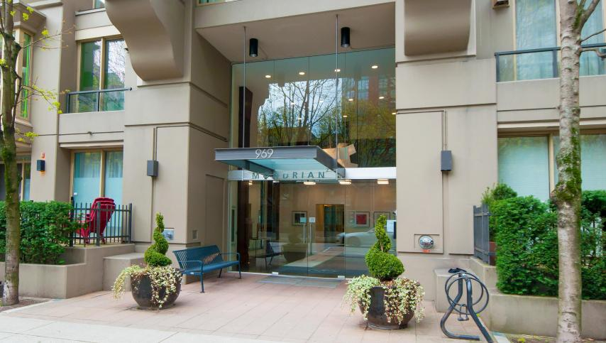 1702 - 969 Richards Street, Downtown VW, Vancouver West