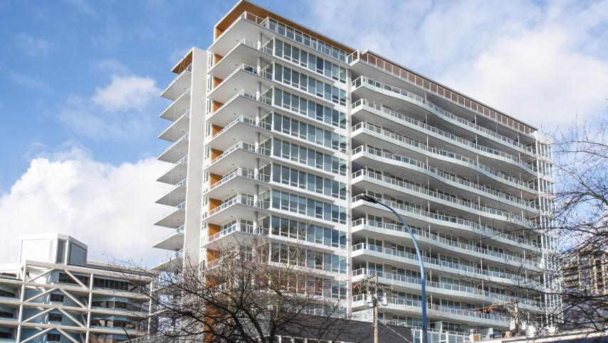 1406 - 118 Carrie Cates , Lower Lonsdale, North Vancouver