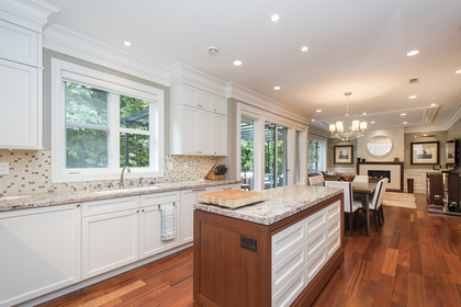 kitchen at 1250 Sinclair Street, Ambleside, West Vancouver