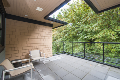 upper deck at 1250 Sinclair Street, Ambleside, West Vancouver