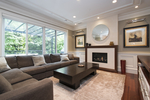 family room at 1250 Sinclair Street, Ambleside, West Vancouver