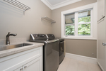 laundry at 1250 Sinclair Street, Ambleside, West Vancouver