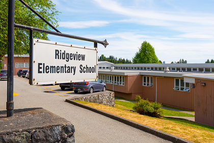 walking distance to Ridgeview Elementary School at 1328 Inglewood Avenue, Ambleside, West Vancouver