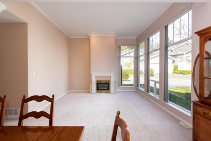 living room at 1257 3rd Street, British Properties, West Vancouver