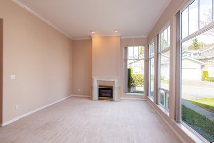 family room at 1257 3rd Street, British Properties, West Vancouver