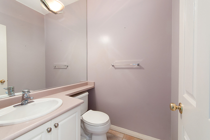 powder room at 1257 3rd Street, British Properties, West Vancouver