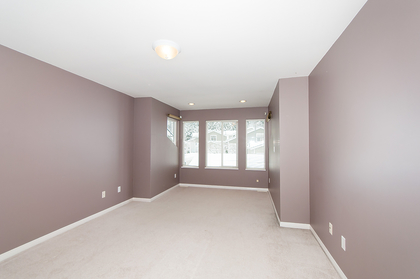 upstairs master at 1257 3rd Street, British Properties, West Vancouver