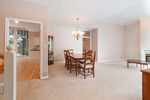 dining room at 1257 3rd Street, British Properties, West Vancouver