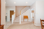 staircase at 1257 3rd Street, British Properties, West Vancouver