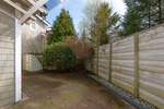 back patio at 1257 3rd Street, British Properties, West Vancouver