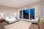 master bedroom at 557 -  St. Giles Road, Glenmore, West Vancouver